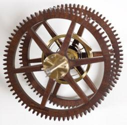 Harrison-Regulator-Segmented-Wheel-Construction