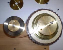 27. remove front cover plates and unscrew spring at winding drum end