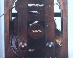 Harrison's Brocklesby Park tower clock, 1722