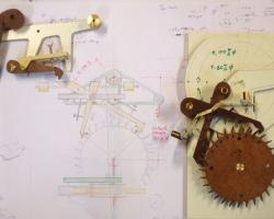 The Grasshopper Escapement